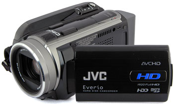 видеокамера JVC Everio GZ-HD40