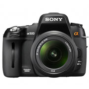 Sony A500L